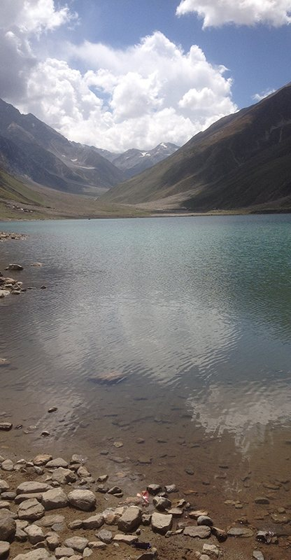 Crystal Clear Water of Saif-ul-Maluk