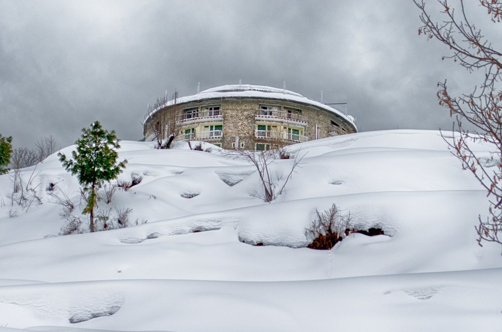 rest house in Malam Jabba