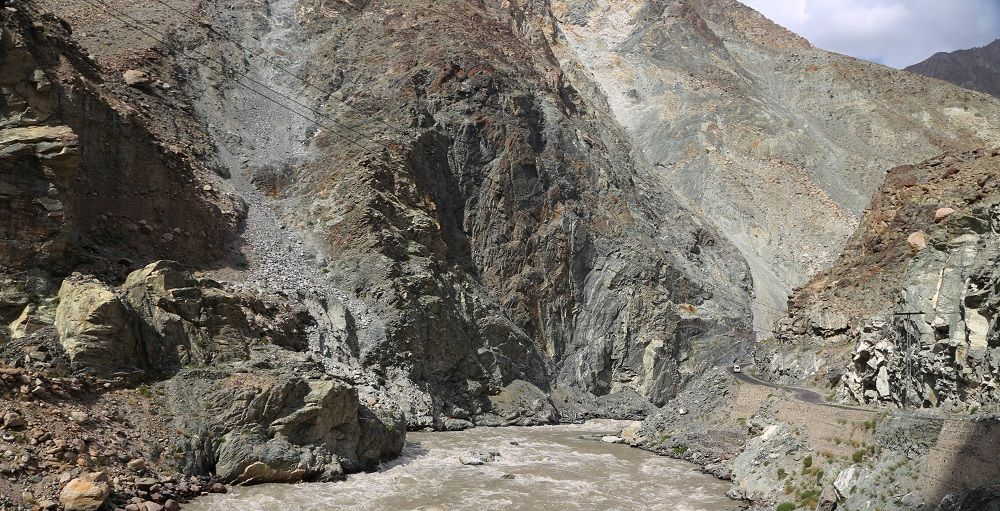 Astore River Tributary of Indus River