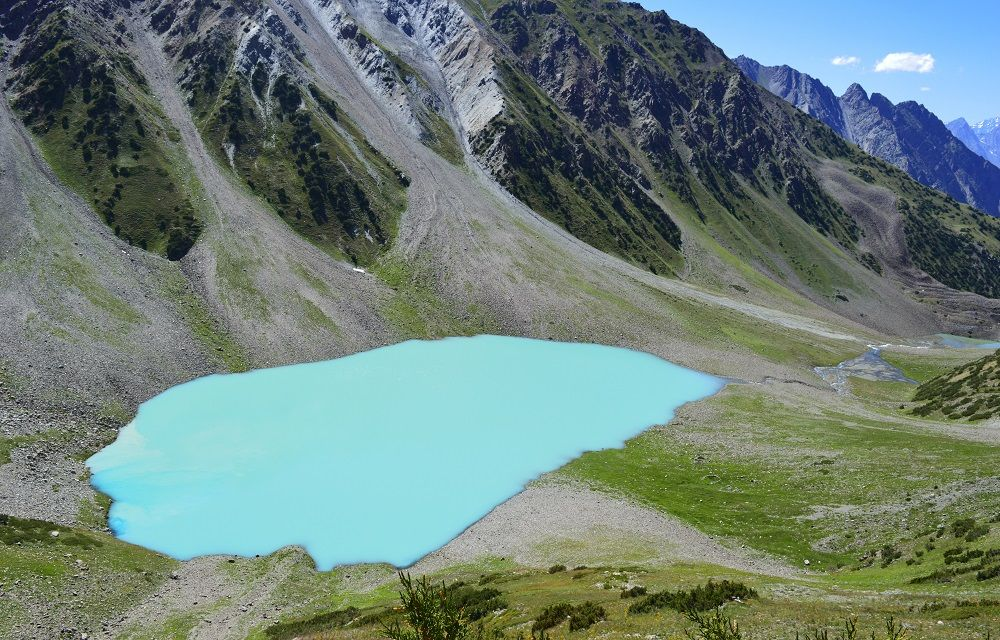 Ghizer full of lakes