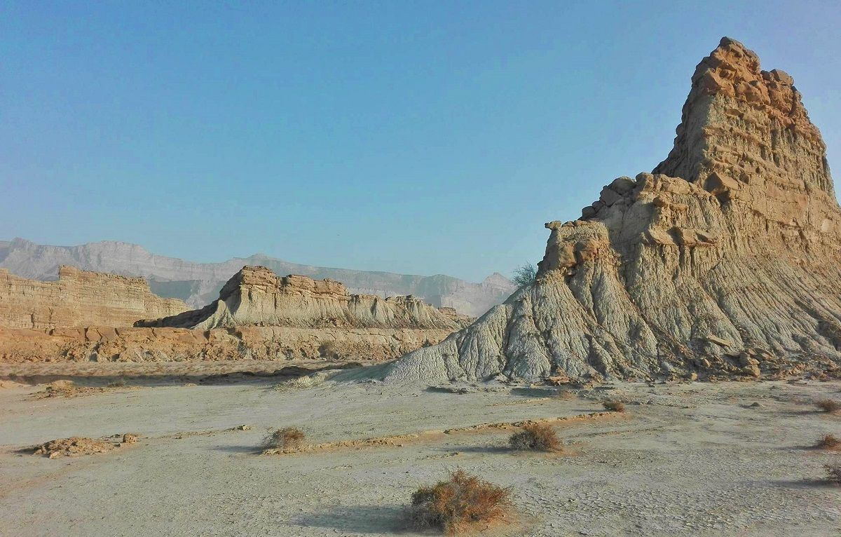Beautiful view of Hingol National Park