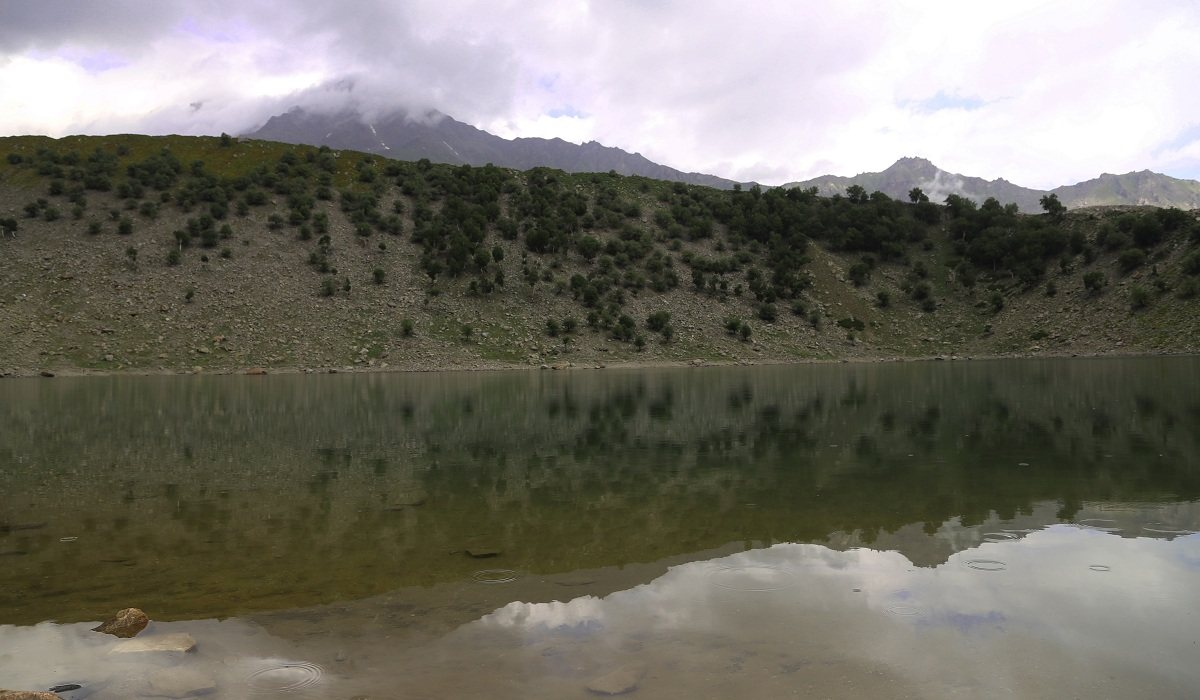 Magnificient view of Rama Lake