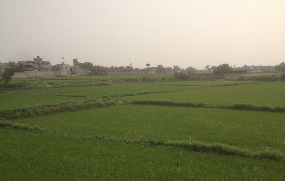 A village near Siphon