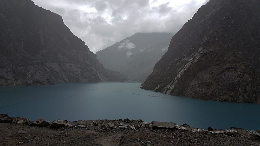 Broader View of Attaabad Lake