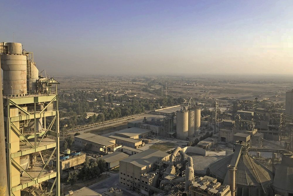 Cement Factory in DG Khan