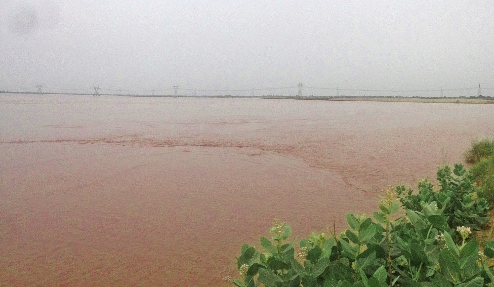 Broader View of the Chenab River