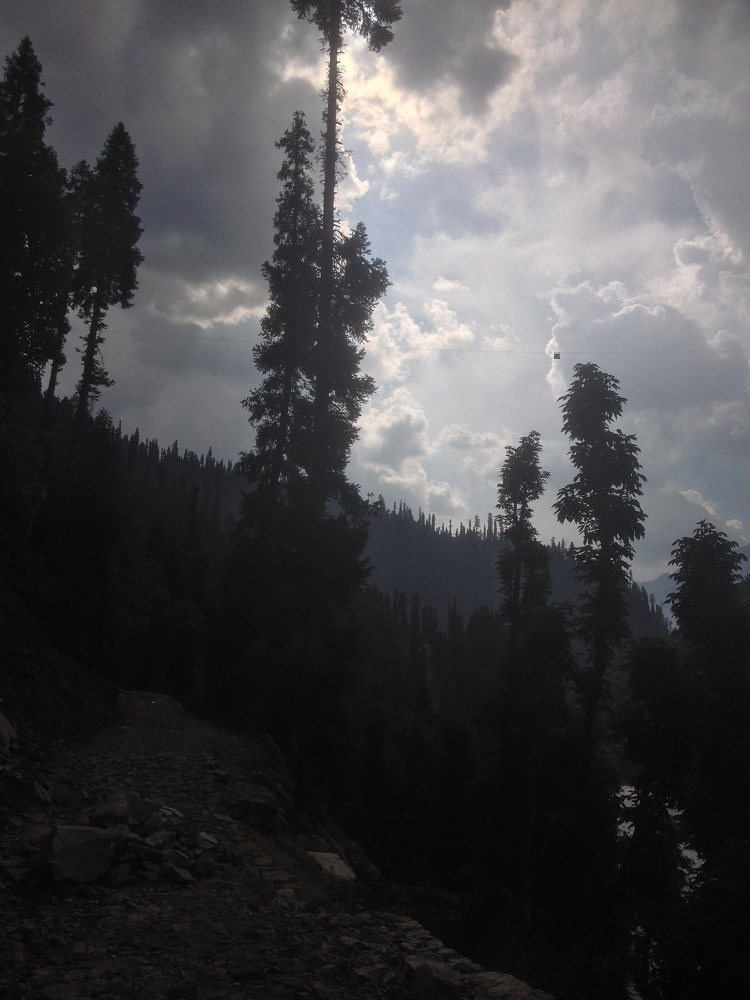 Clouds in Arrang Kel