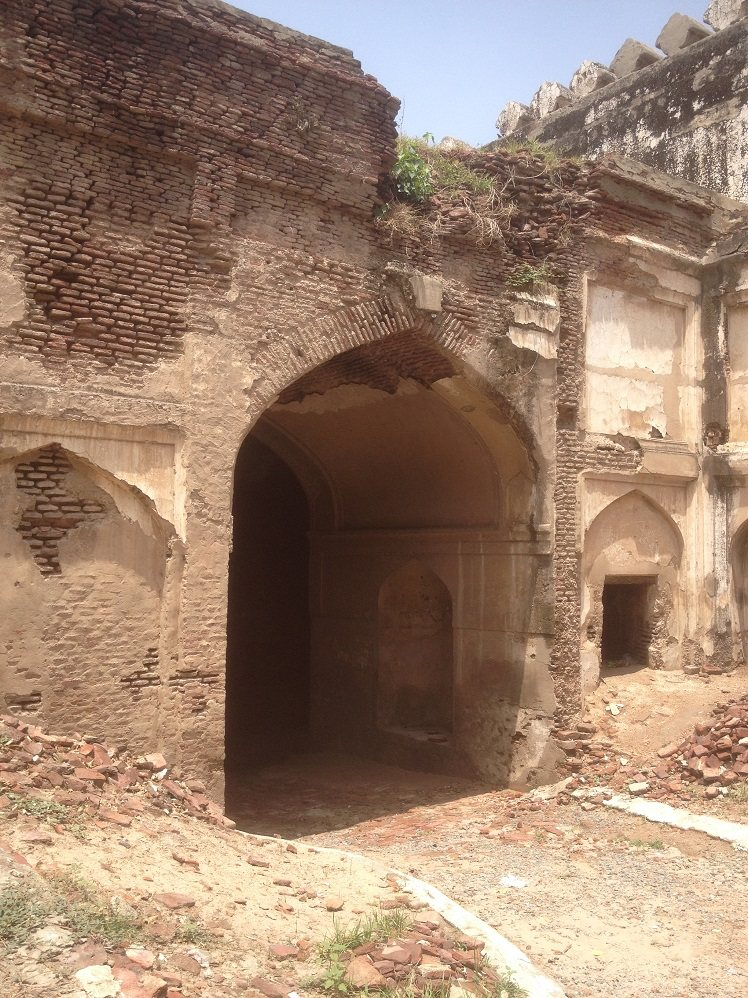 Main Entrance Sheikhupura Fort