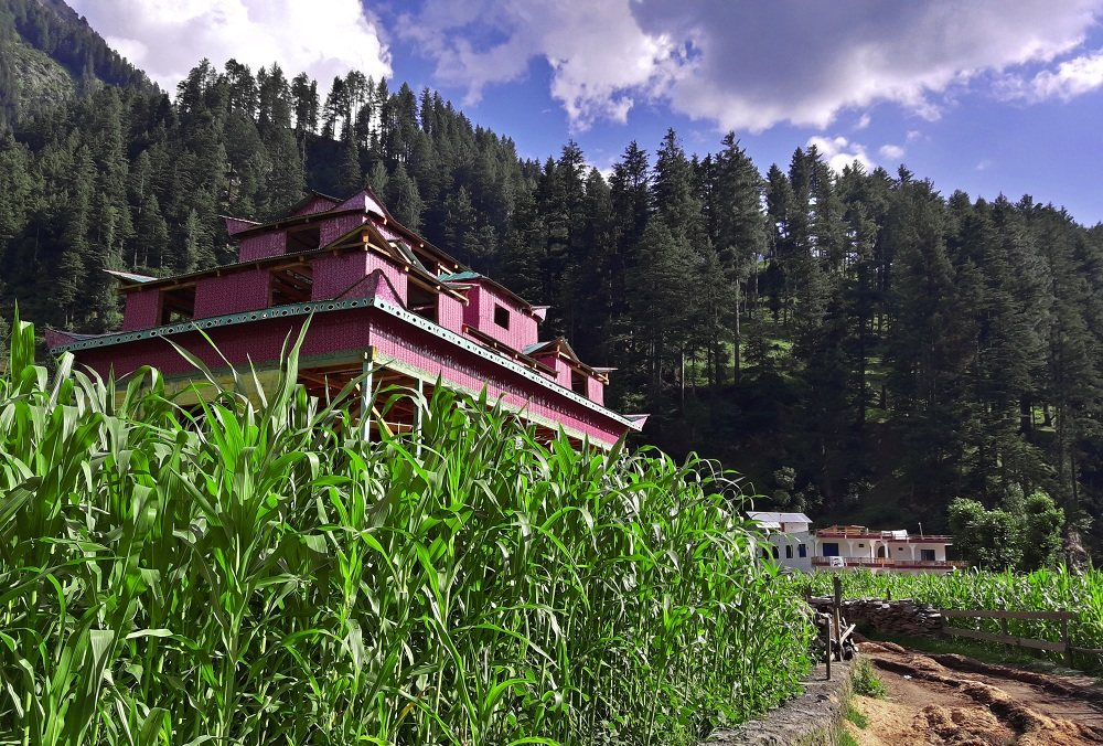 Beautiful Hut in Sharda