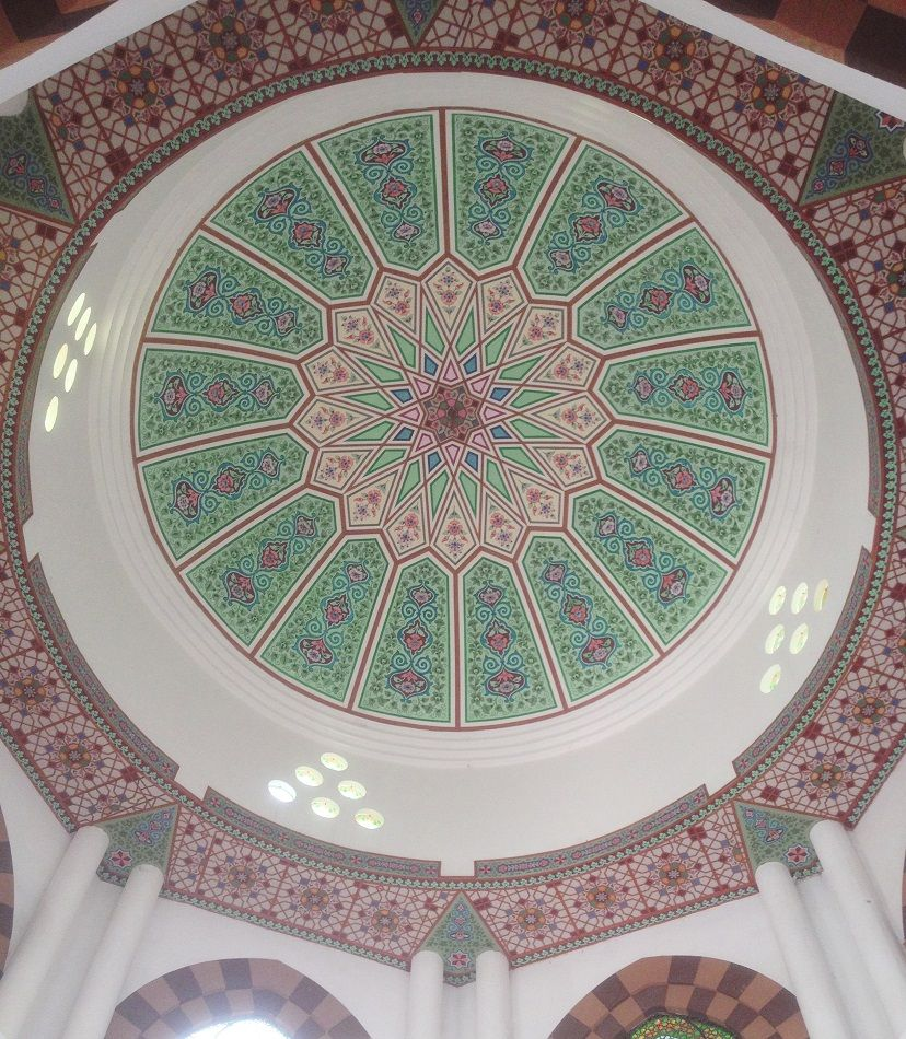 Inside Design Dome Bari Imam