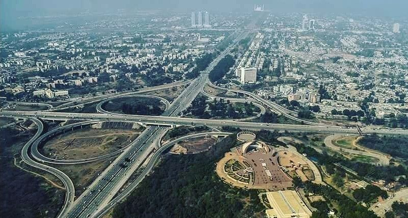 Islamabad City View