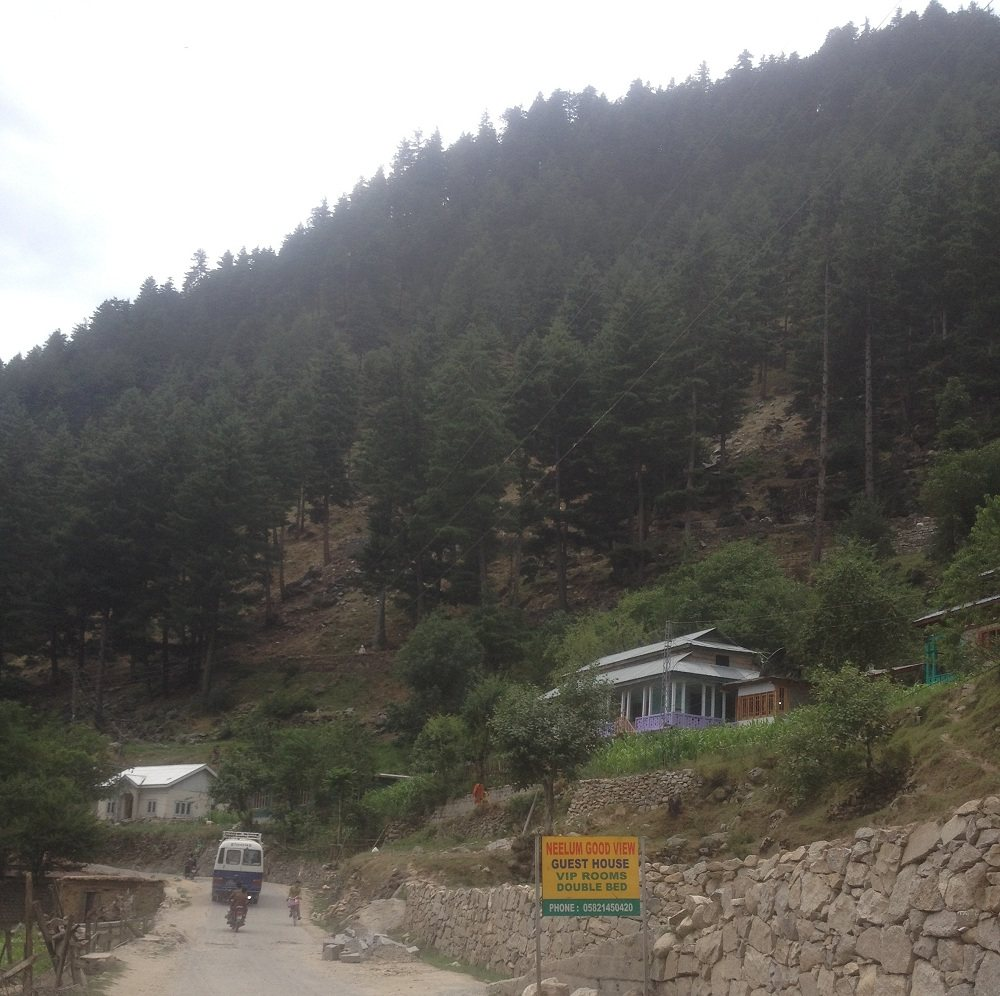 View of Keran
