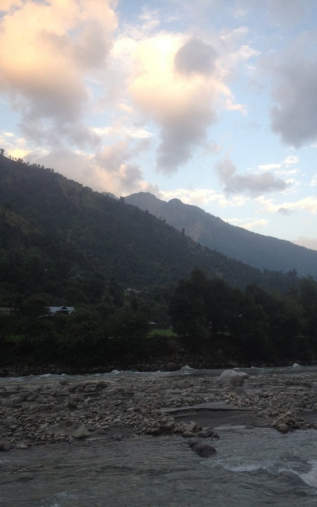 Evening in Keran