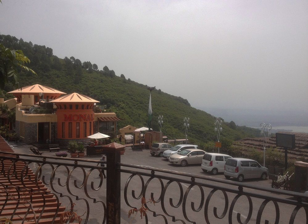 Beautiful View of Monal