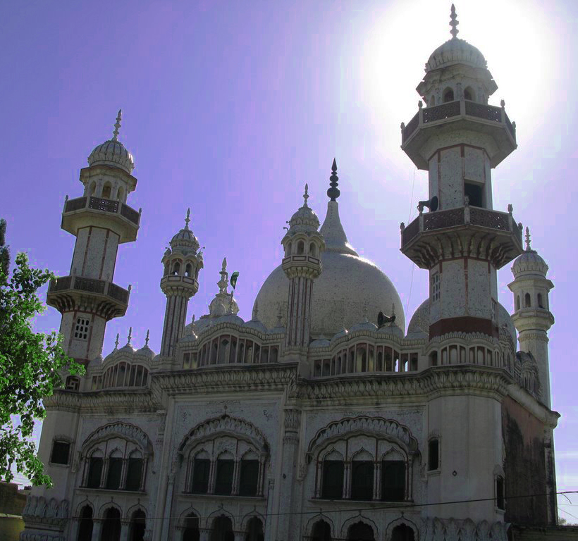Beautiful mosque in Shakargarh
