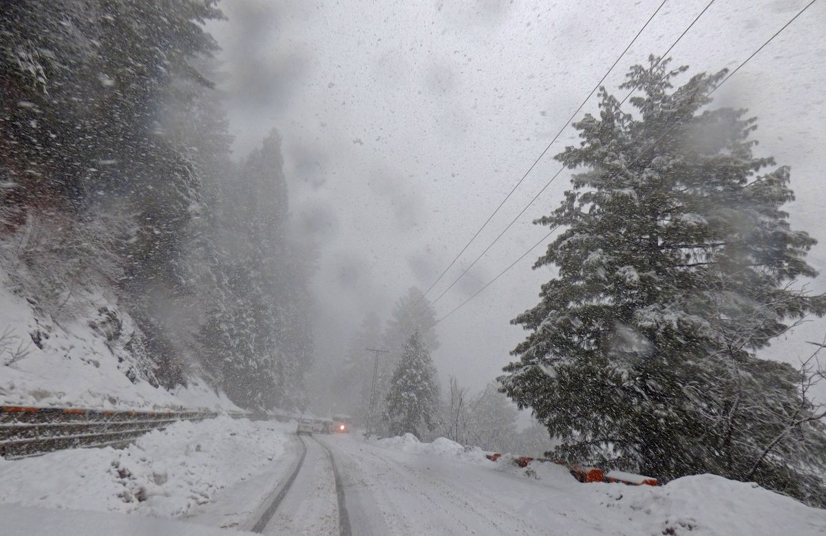 Nathia Gali in Winter