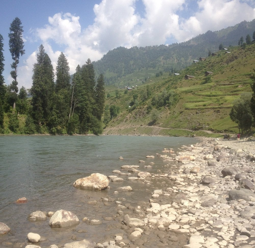 Neelum River Lower Taobat