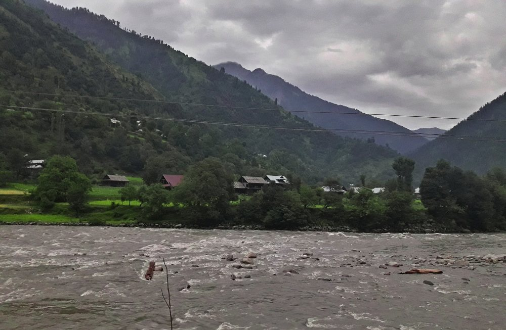 Clouds at Sharda Valley