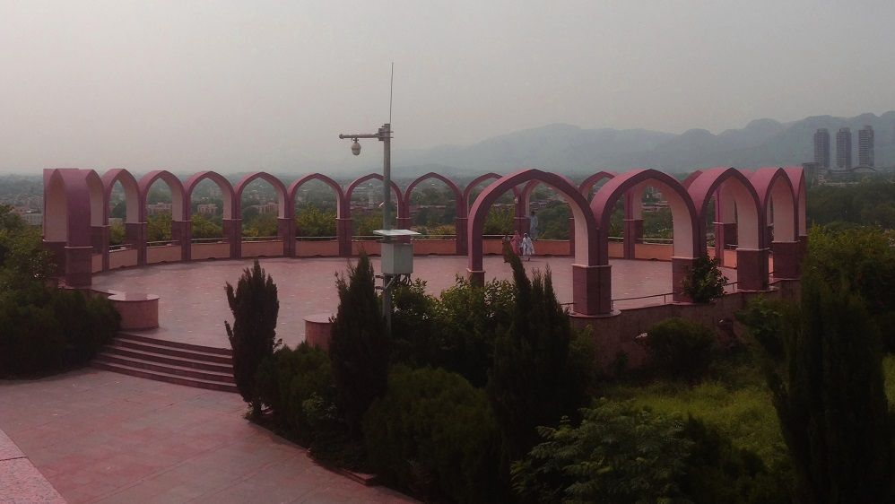 Islamabad View Point Pakistan Monument