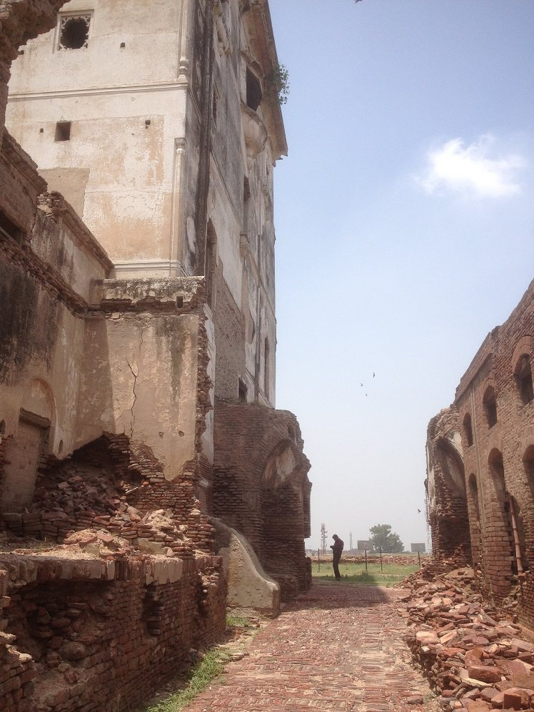Haveli in Sheikhupura Fort