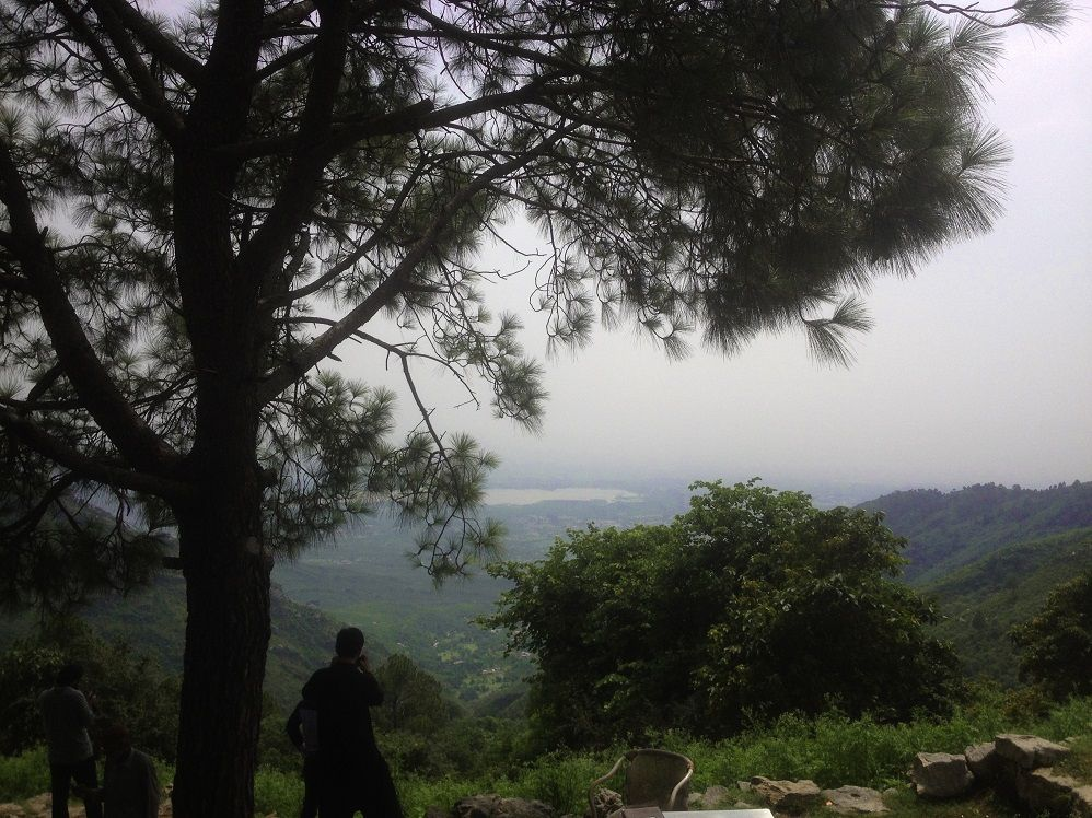 Pleasant view Pir Sohawa