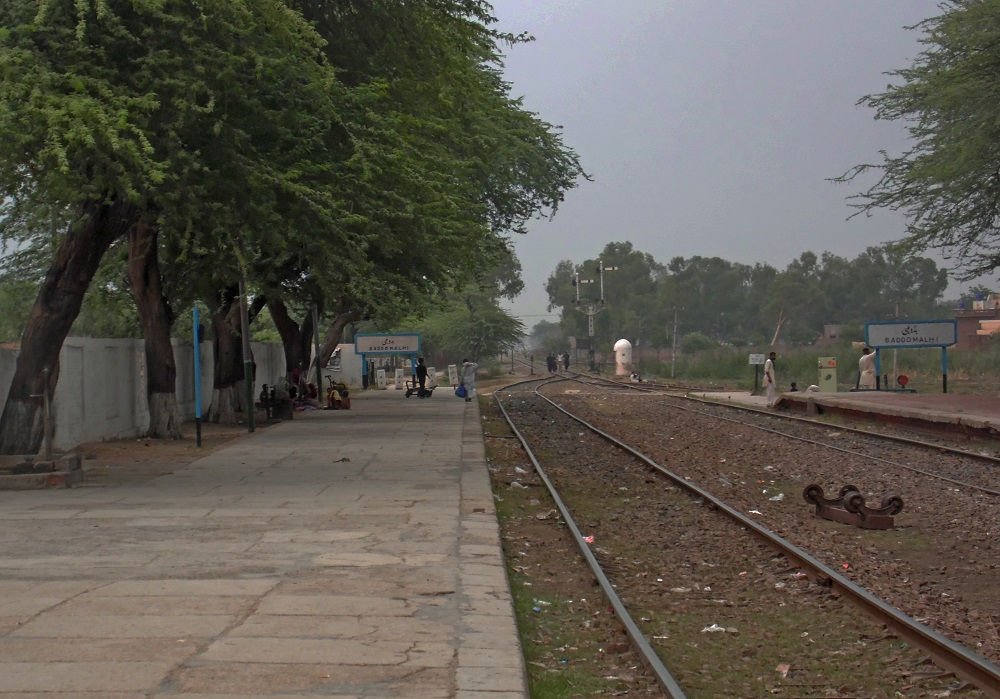 Baddomalhi Railway Station