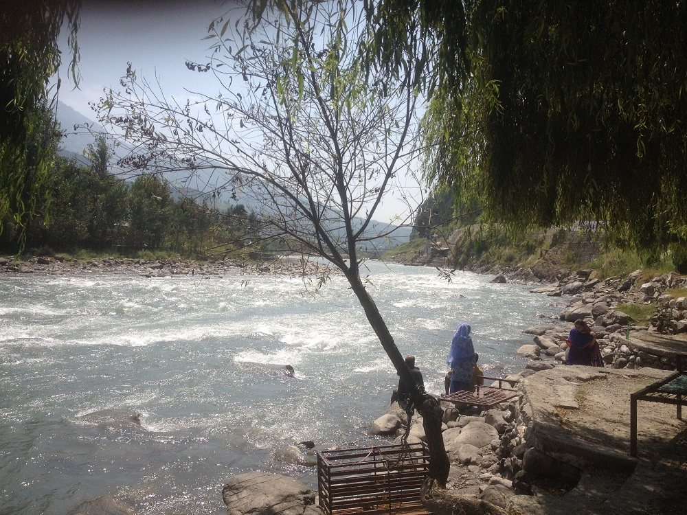 Break near Balakot