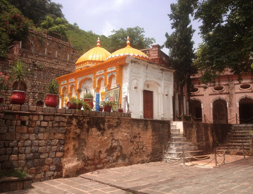 Gurdwara in Saidpur Village