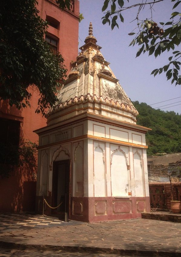 Hindu Temple in Saidpur Village