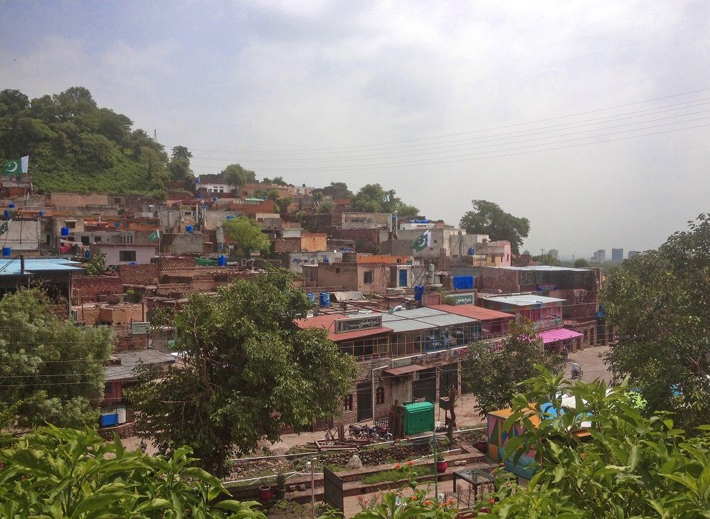 View of Saidpur Vilalge