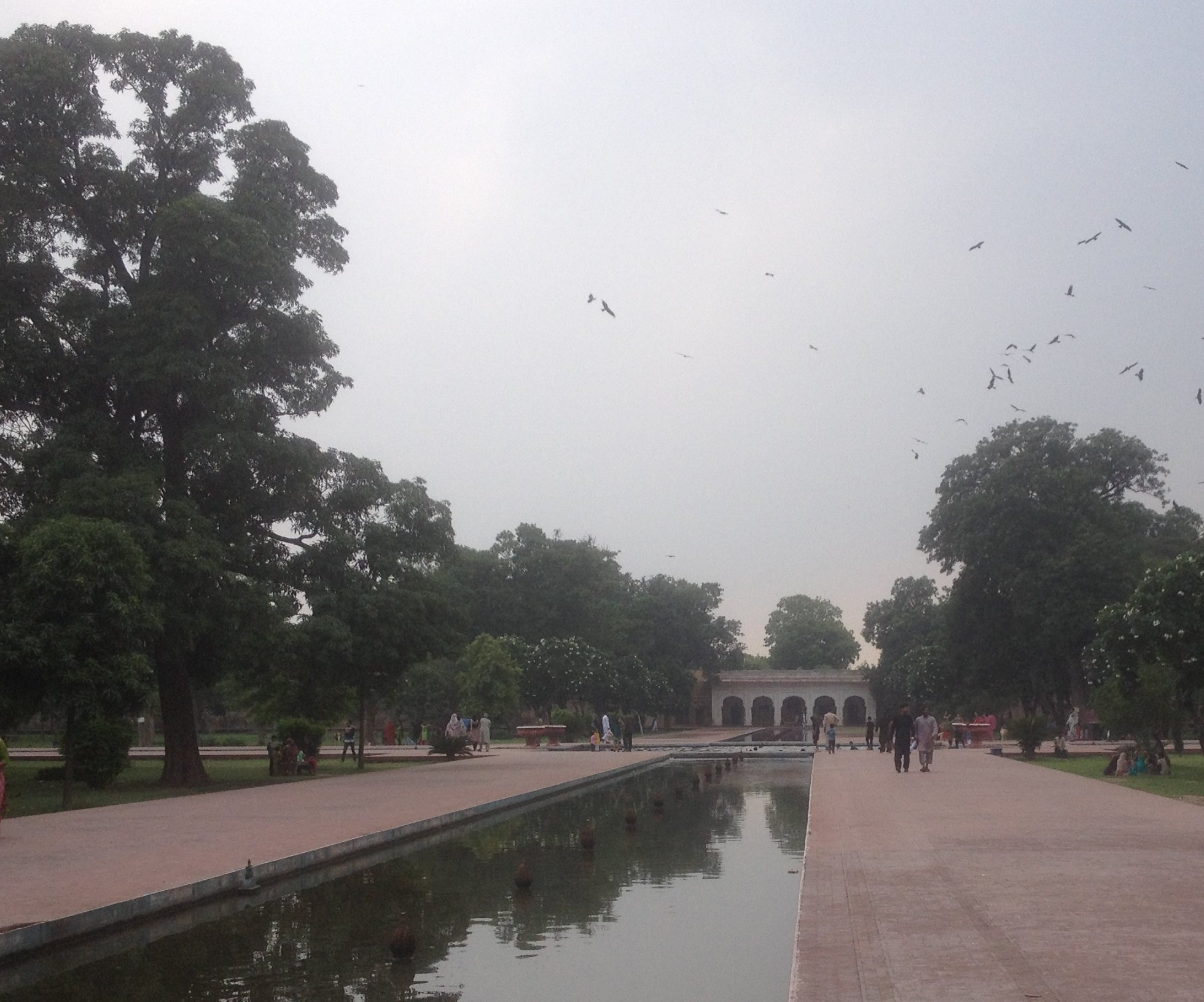Shalamar Bagh First Terrace