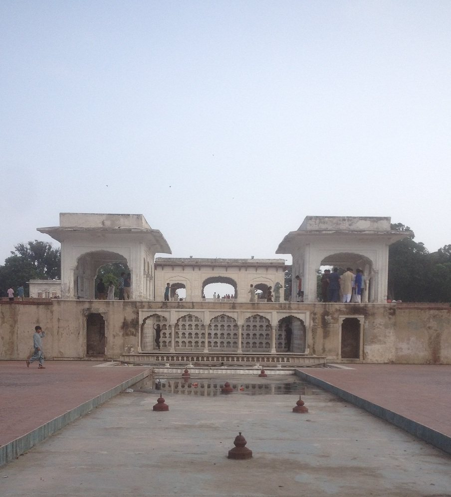 Shalamar Bagh Third Terrace