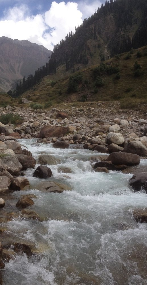 Streams in Saif-ul-Maluk Trek