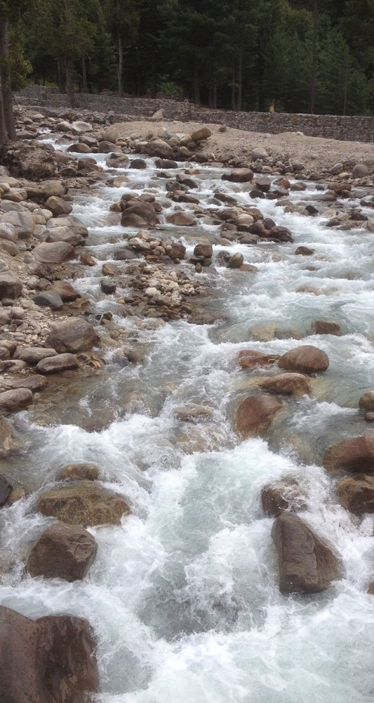 Streams in Naran Valley