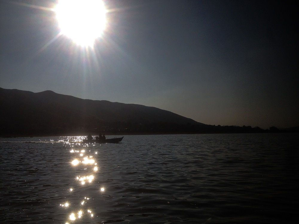 Shining Sun Khabbaki Lake