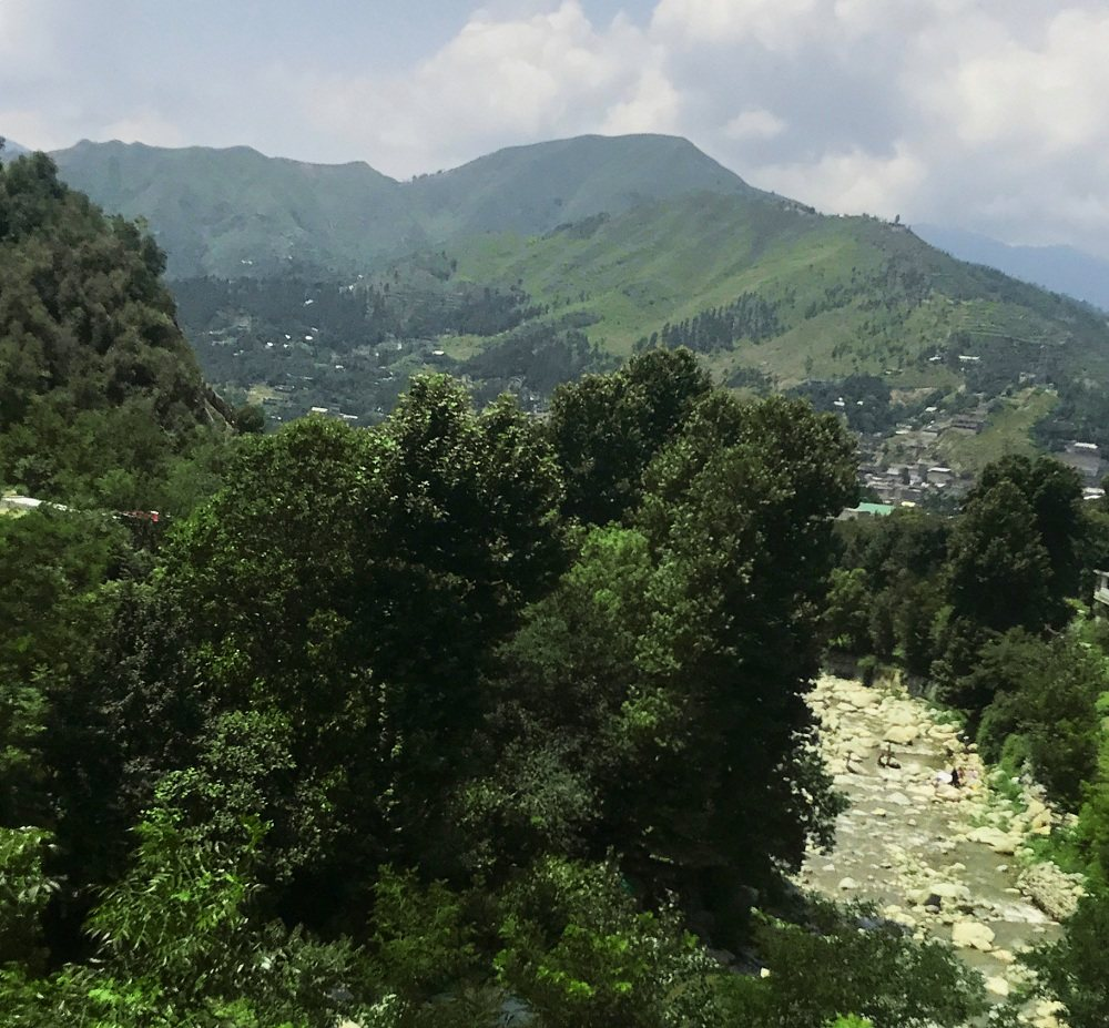 Swat Lush Green Valley
