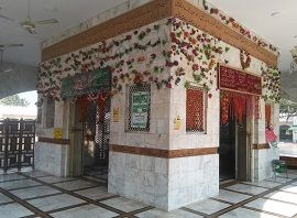 Inner Compound of Shrine of Bulleh Shah
