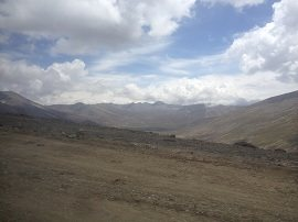 Baltistan View from Babusar Pass