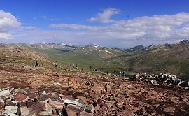 Eye Catching view from Babusar Top