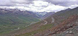 Beautiful view from Babusar Top