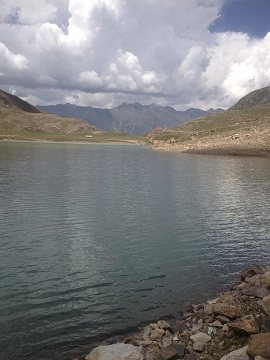 Beautiful View of Saif ul Muluk