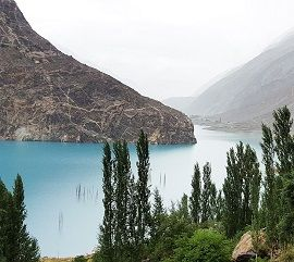 Attaabad Lake a gift from disaster