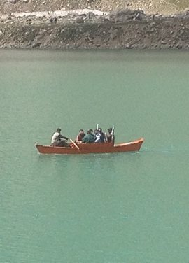 Boating in Saif ul Muluk