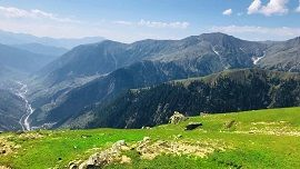 Broader view of kaghan valley from Kundi meadows