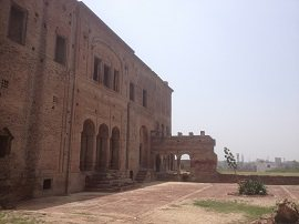Resident Building in Sheikhupura Fort