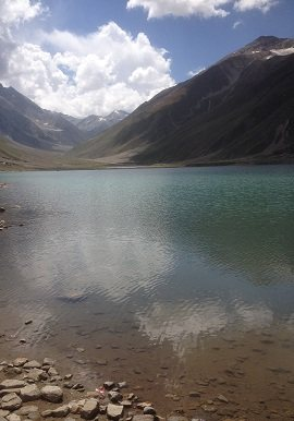Crystal Water of Saif ul Muluk