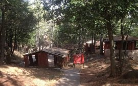 Huts in PC Bhurban