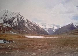Khunjrab Pass Top of Karakorum