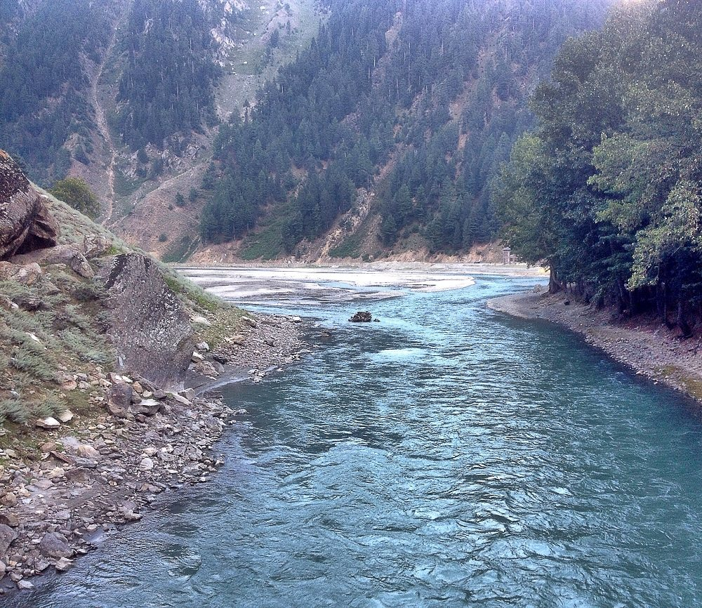 Tributary of Kunhar River
