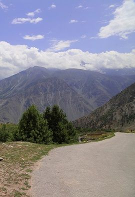 Road to Rama Valley
